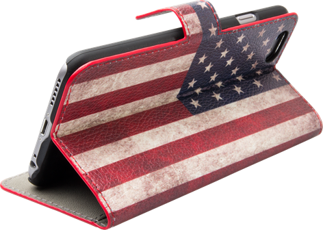 iZound Flag Wallet USA iPhone 6/6S
