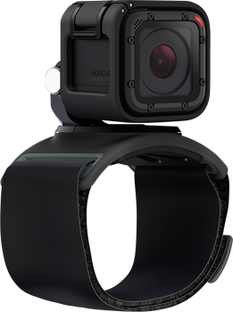 GoPro The Strap (Hand + Wrist + Arm + Leg Mount)