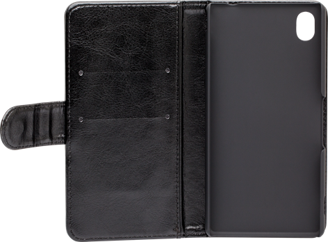 iZound Wallet Case Sony Xperia M4 Aqua Black