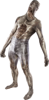 Morphsuit The Zombie Large
