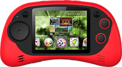 Portable Game Console 200 Games
