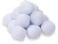 Indoor Snowball 4-pack