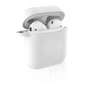 Celly Airpod Case White
