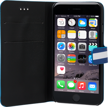 iZound Navy Wallet iPhone 6 Blue