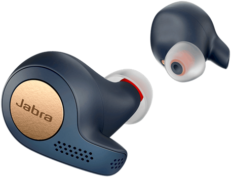 Jabra Elite 65t Copper Blue