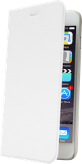 iZound Slim Wallet iPhone 6/6S White