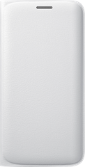Samsung Flip Wallet Galaxy S6 Edge White