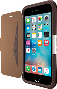 OtterBox Strada iPhone 6/6S Brown