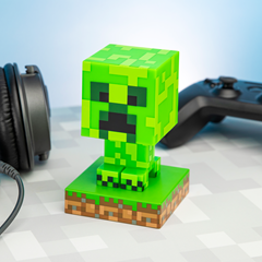 Iconlight Minecraft Creeper