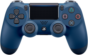 Sony Dual Shock 4 Controller V2 Midnight Blue (PS4) (Original)