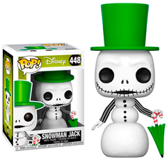 Funko POP Disney - Jack Skellington Snowman