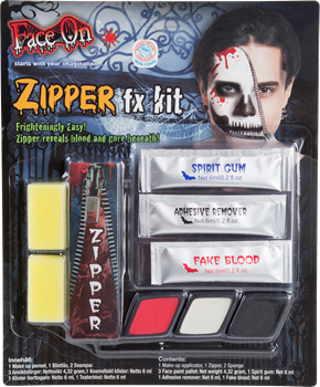 Make Up Kit Zipper