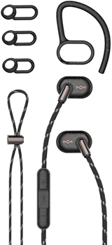 House of Marley Uprise Wireless In Ear Black