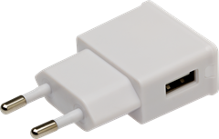 X-Power USB Charger 2,1A White