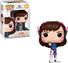 Funko POP Overwatch - D. Va