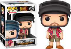 Funko POP PUBG - Sanhok Survivor