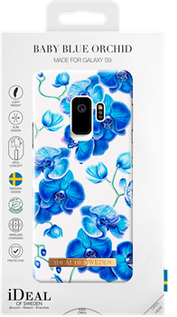iDeal of Sweden Fashion Case Samsung Galaxy S9 Baby Blue Orchid